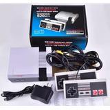 Consola Tipo Nintendo Clásico Con 500 Juegos Y 2 Palancas+ob
