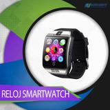 Reloj Smartwacth Q18s, Cámara, Soporta 32gb, Touch, Bluetoot