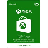 Xbox Gift Card $ 10 - 100 / Tarjeta Prepago Usa