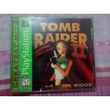 Tomb Raider 2 Para Playstation One Original