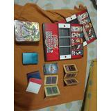 Combo Yu-gi-oh Tins + Carpetas + Cartas _ Excelente