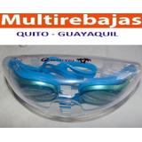 Gafas Natación Profesionles Adultos Filtro Uv Antiempañante