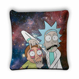 Cojines Rick And Morty