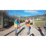 Levantamientos Topográficos Con Gps Rtk Y Estación Total