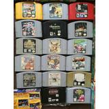 Cartuchos Nintendo 64 Original N64 Zelda Cassette Nes