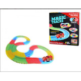 Pista De Carros Magic Tracks 440 Piezas Doa Carros Incluyen