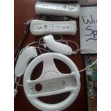 Wii Blanco