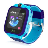 Reloj Gps Smart Watch Impermeable Para Niños