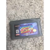 Juegos Street Fighter Double Dragon Gameboy Advance