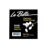 Cuerdas Guitarra Clásic La Bella 900 B 3 Juegos De 6 Cuerdas