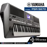 Teclado Sintetizador Yamaha Psr S670 (inc. Iva)