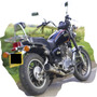 Yamaha VIRAGO XV 750 1989