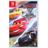 Cars 3 Driven To Win Juego Nintendo Switch Sellado