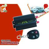 Gps Tracker Para Automoviles Incluido Iva