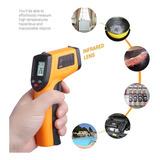 Termometro Laser Digital Infrarrojo Profesional Temperatura