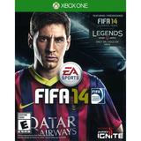 Fifa 14 Xbox One  Disco Nuevo- Sellado