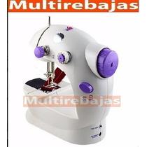 Máquina De Coser Multifunción