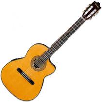 Guitarra Electroacustica Ibañez Delgada Ga5tce + Estuche