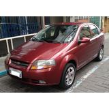Chevrolet Aveo Activo 1.6 Año 2012