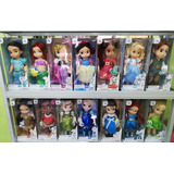 Muñecas Disney Animator Originales Usa