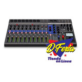 Consola Mixer Zoom Livetrak L-12 Multitrack Standalone