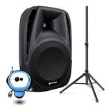 Gemini Americano ! Parlante Amplificado Bluetooth + Pedestal