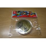 Moneda Coleccionable De Mario Odyssey