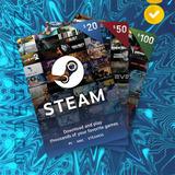 Nw Código De Recarga Saldo Steam Desde $5 Hasta $100
