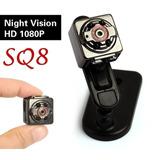 Mini Camara Espia Full Hd Deportes Sq8 Vision Nocturna