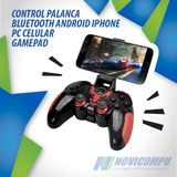 Control Palanca Bluetooth Android Iphone Pc Celular Gamepad