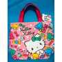 Ya Llegaron...! Cartera Hello Kitty Rosado Original San Rio