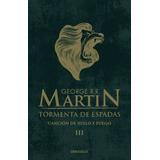 Juego De Tronos 3 Tormenta De Espadas, George R. Martin