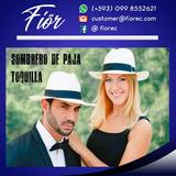 Sombrero Paja Toquilla Fedora Panama Hat Paypal El Original