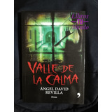 Valle De La Calma Angel David Revilla Dross Libro Nuevo