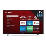 Tv Tcl 40 4k 43 50 Smart Hdr Soporte Gratis 2 Años Garantia