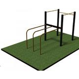 Jaulas Street Workout Calistenia Estructuras Deportivas Gym