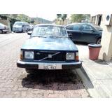 Volvo 244dl Del 78 Buen Estado