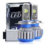 Focos Luces Turbo Led (15.000 Lumens) H1,h3,h4,h7,h8