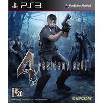 Resident Evil 4 - Playstation 3 Digital - Español