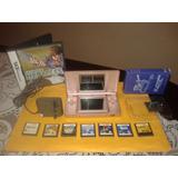 Nintendo Ds 100 Juegos R4 7 Juegos