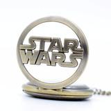 Reloj Collar Coleccionable De Star Wars