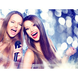 2 Microfonos Inalambrico Karaoke Sistema Profesional