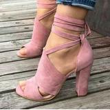 Zapato Agutier Tacos Para Dama