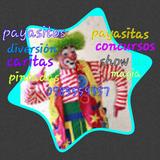 Fiesta Infantil Mago Payaso Saltarines Baby Shower Hora Loca