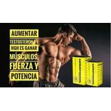 Somatodrol / Fuerza / Hgh / Testosterona / Musculatura