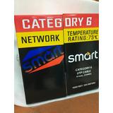 Rollo Cable De Red Utp Cat6 Smart