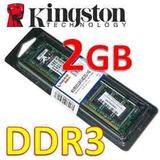 Memoria Ram Ddr3 2gb 1333,varias Marcas, Nuevas, Incluye Iva