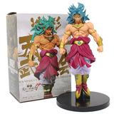 Figura Dragon Ball Broly 23cm Juguete Coleccionable