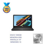 Laptop Portátil Dell Core I7 10ma Genr 1tb 8gb Led 14, I3/i7