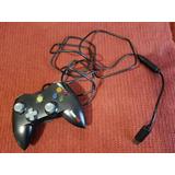 Flamante Control Xbox 360 Alambrico